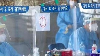 Sau 49 ngày, số ca nhiễm Covid19 mới ở Hàn Quốc ghi nhận dưới 50 ca
