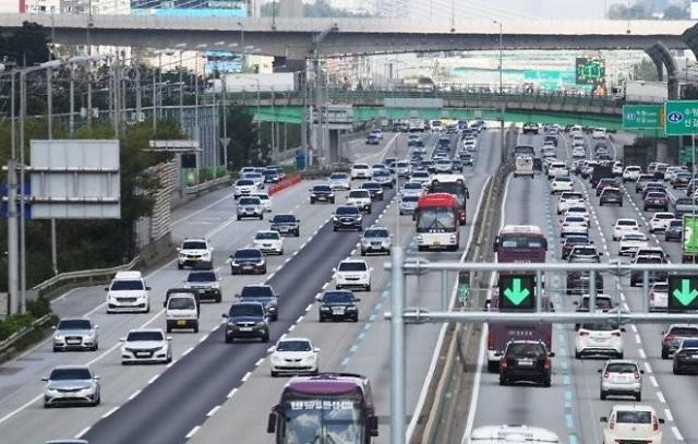 정체구간 알고가세요 실시간 고속도로 교통상황 확인 방법은?