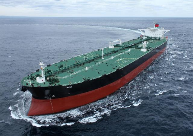한국조선해양, 초대형 원유운반선 4척 수주···4200억원 규모