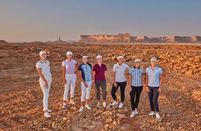 사우디아라비아, 여자 프로 골프대회 개최
