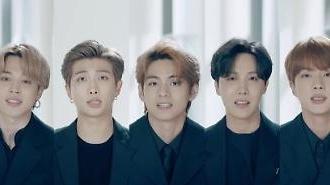 BTS biểu diễn ca khúc IDOL tại chương trình Jimmy Fallon
