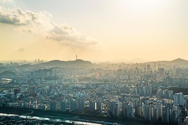 강남구 아파트 평당 매매가, 사상 첫 7000만원 돌파...전세도 평당 3000만원 넘어