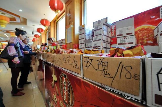 중국 중추절 3조원 월병시장 뜨겁다