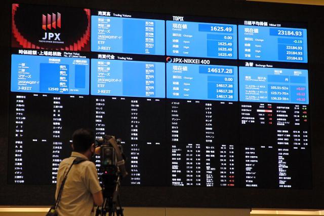 사상 초유 도쿄증권거래소 거래 정지…외부 해킹은 아냐