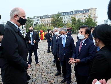 """박 의장 """"공수처, 야당 추천의원들의 거부권 보장"""""""