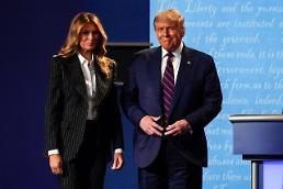 米トランプ大統領とメラニア夫人「新型コロナ陽性」・・・自主隔離へ