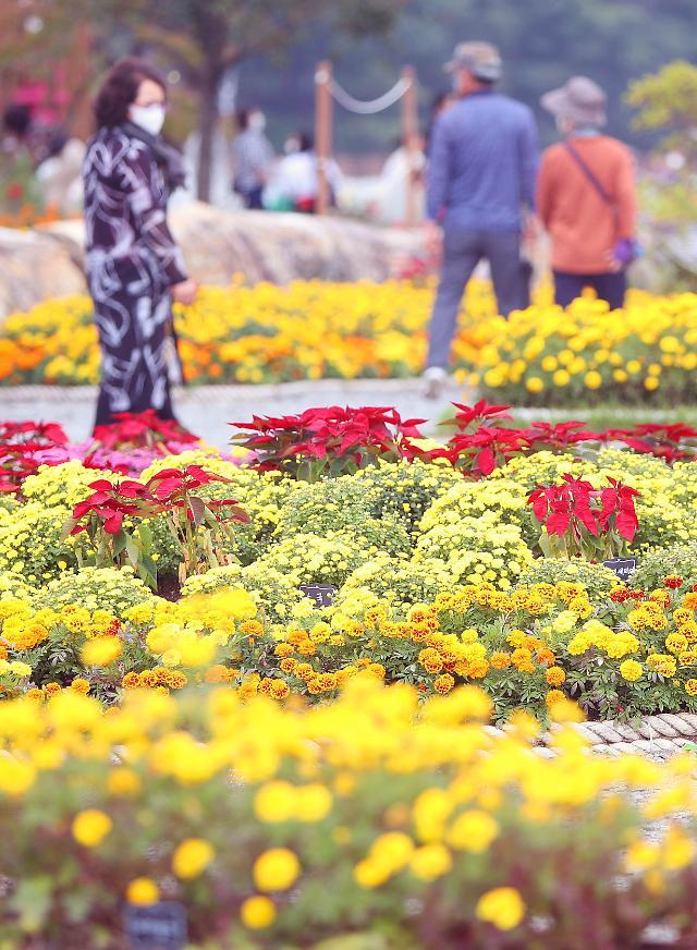 [내일 날씨] 때 이른 가을 추위…서울 아침 체감온도 8도