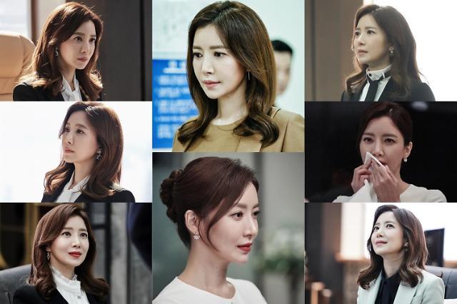 비밀의 숲2 최고 12%로 종영 ··완벽함을 더 한 두 배우 윤세아, 이준혁 일문일답
