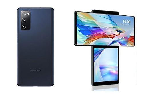三星LG新款手机6日同步发售