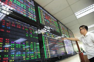 [베트남증시 마감] 은행주가 급등에 베트남 지수 상승