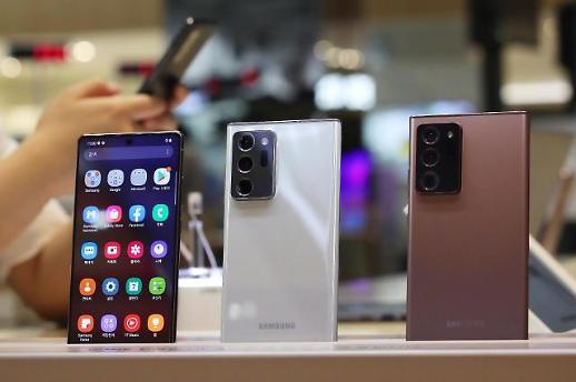 三星8款5G手机入围美《消费者报告》推荐名单