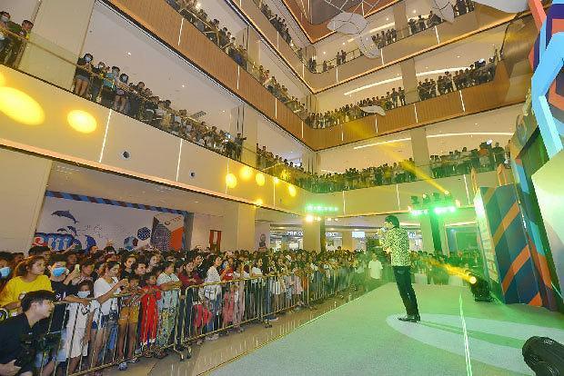 [NNA] 시아누크빌에 신규 상업시설 오픈