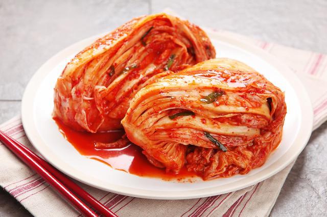 """多年贸易逆差 你吃的""""正宗""""韩国泡菜99%来自中国"""