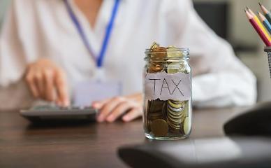 [2020 국감] 상위 0.1% 법인, 소득 비중은 줄었는데 세금 부담은 증가