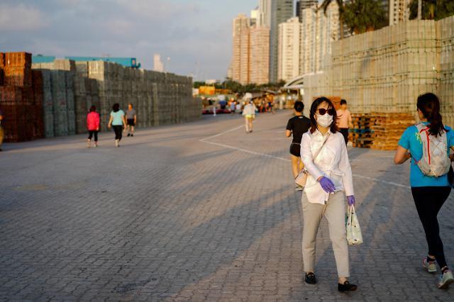 [NNA] 홍콩, 코로나 규제책 15일까지 연장