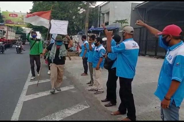 [NNA] 인니 강경파 노조, 국회 앞 시위 보류