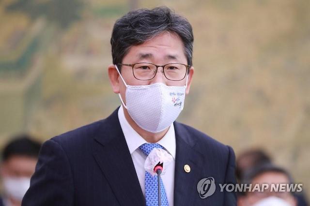 """[2020 국감] 박양우 장관 """"BTS 병역특례, 전향적 검토·국민 정서 고려해야"""""""