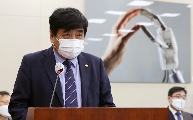 """한상혁 """"OTT 양성 적극 지원...국내 기업 역차별 없도록 노력할 것"""""""