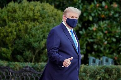 美 트럼프 대통령 치료 종료…주말부터 정상 활동 가능
