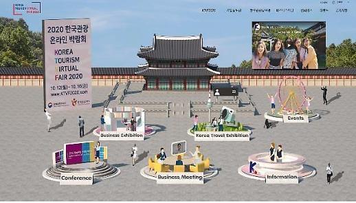 2020韩国旅游线上博览会明日起举行