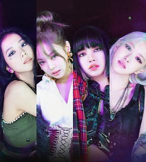 BLACKPINK新专辑摘得公告牌专辑排行榜亚军 创韩国女团新纪录