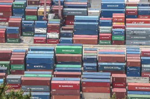 韩国10月前10天出口同比下滑近三成