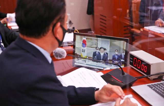 """[2020 국감] 이수혁 """"美도 종전선언 공감...북한만 동의하면 돼"""""""