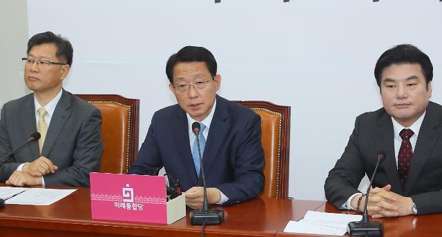 국민의힘, 경선준비위원장에 김상훈…유일호 내정 철회