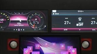 Naver hợp tác với các công ty phụ tùng ô tô và nền tảng phần mềm để phát triển hệ thống thông tin giải trí trên xe