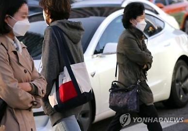 [내일날씨] 강한 바람, 아침 출근길 쌀쌀…강한 바람속 기온 뚝