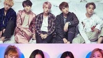 Kpop chiếm lĩnh bảng xếp hạng Billboard Global…BTS · BLACKPINK càn quét vị trị trí 1~3