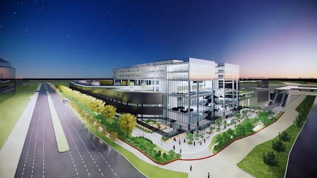 현대차, 싱가포르 글로벌 혁신센터 기공식...미래차 중장기 혁신 거점