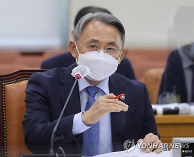 [2020 국감] 모종화 병무청장 2032년부터 입영 대상 18만명 이하