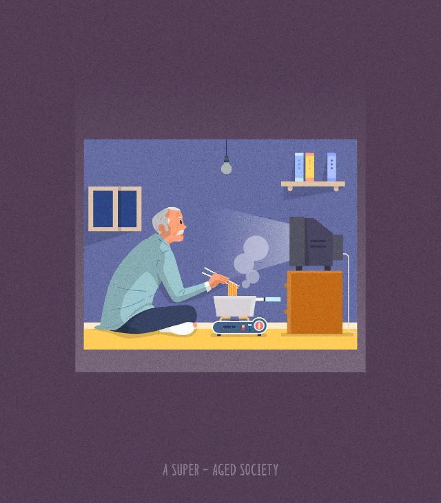 [코로나와 노인] ① 일자리·여가생활 모두 스톱… 치매 증가 우려까지