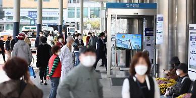 13일 요양병원 간호조무사 확진에 262명 진단 검사 진행