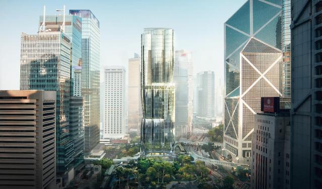 대우건설, 초고층 건물 변위관리 기술 홍콩에 수출