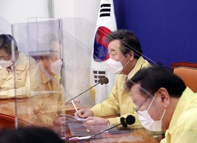 """이낙연 """"스스로 혁신해 진화하는 정당 만들자…혁신위원장은 김종민"""""""