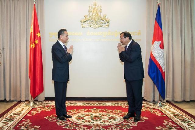 [NNA] 中, 캄보디아에 1.4억달러 지원... 인프라 정비에 투입