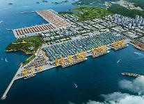 釜山港に韓国初の知能型5Gモデル構築・・・リアルタイムで貨物位置確認