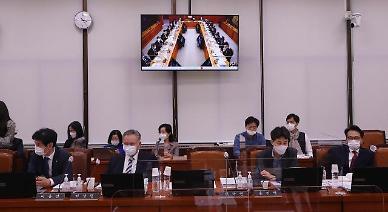 [2020 국감] 주오사카 총영사 위안부합의 내용, 윤미향에 안 알려줘