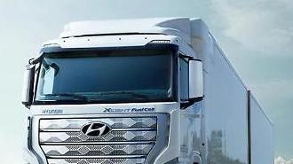 Tập đoàn ô tô Hyundai đặt mục tiêu sản xuất xe tải chạy pin với nhiên liệu được nâng cấp