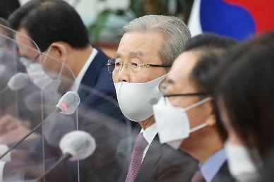 """김종인 """"文, 안보는 美 경제는 中 병립 가능한가?"""""""