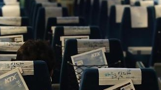 Ứng dụng điện thoại thông minh trở thành kênh phổ biến để mua vé tàu tại Hàn Quốc