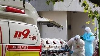 Hàn Quốc ghi nhận 110 ca nhiễm mới…Lây nhiễm tập thể tại viện dưỡng lão ở Busan