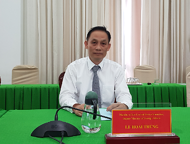 [김태언의 베트남 인(人)]레화이쭝(LE HOAI TRUNG) 베트남 외교부 차관