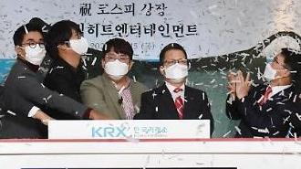 Công ty quản lý BTS ra mắt thị trường chứng khoán thành công tại Hàn Quốc