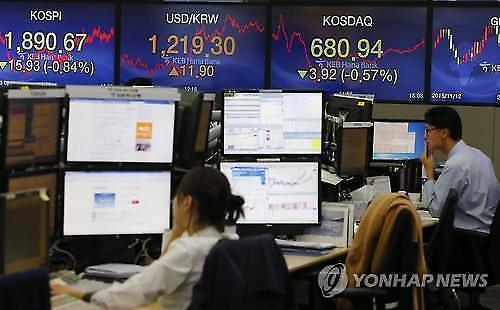 외국인, 9월 국내 주식·채권 '20.9억 달러' 팔았다