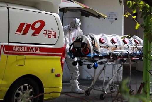 各地集体感染频出 韩国单日新增病例又破百