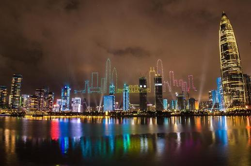 庆祝深圳经济特区建立40周年