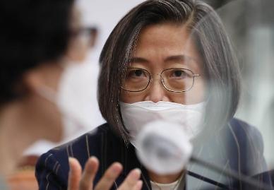 """野경선위 참여 이수정 """"시‧도지사, 왜 여성은 없느냐"""""""